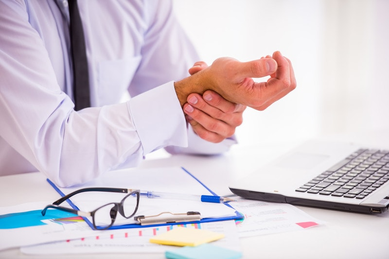 repetitive strain injury treatment for repetitive computer use
